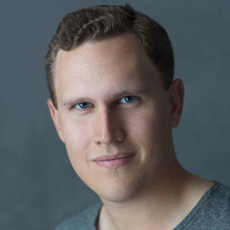 Tom Mulder – ArtSmart Director of Program Operations and Mentor