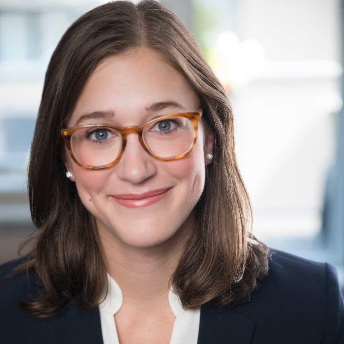 ArtSmart mentor Julia Kershetsky