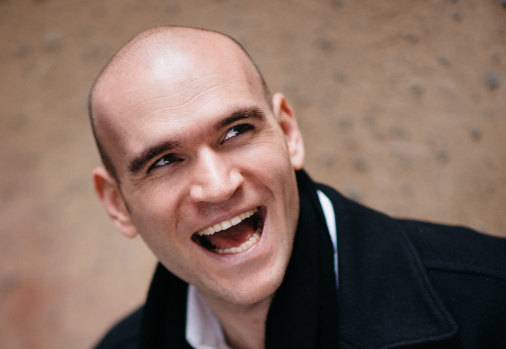 Michael Fabiano, Tenor and ArtSmart Co-Founder – Photo Jiyang Chen