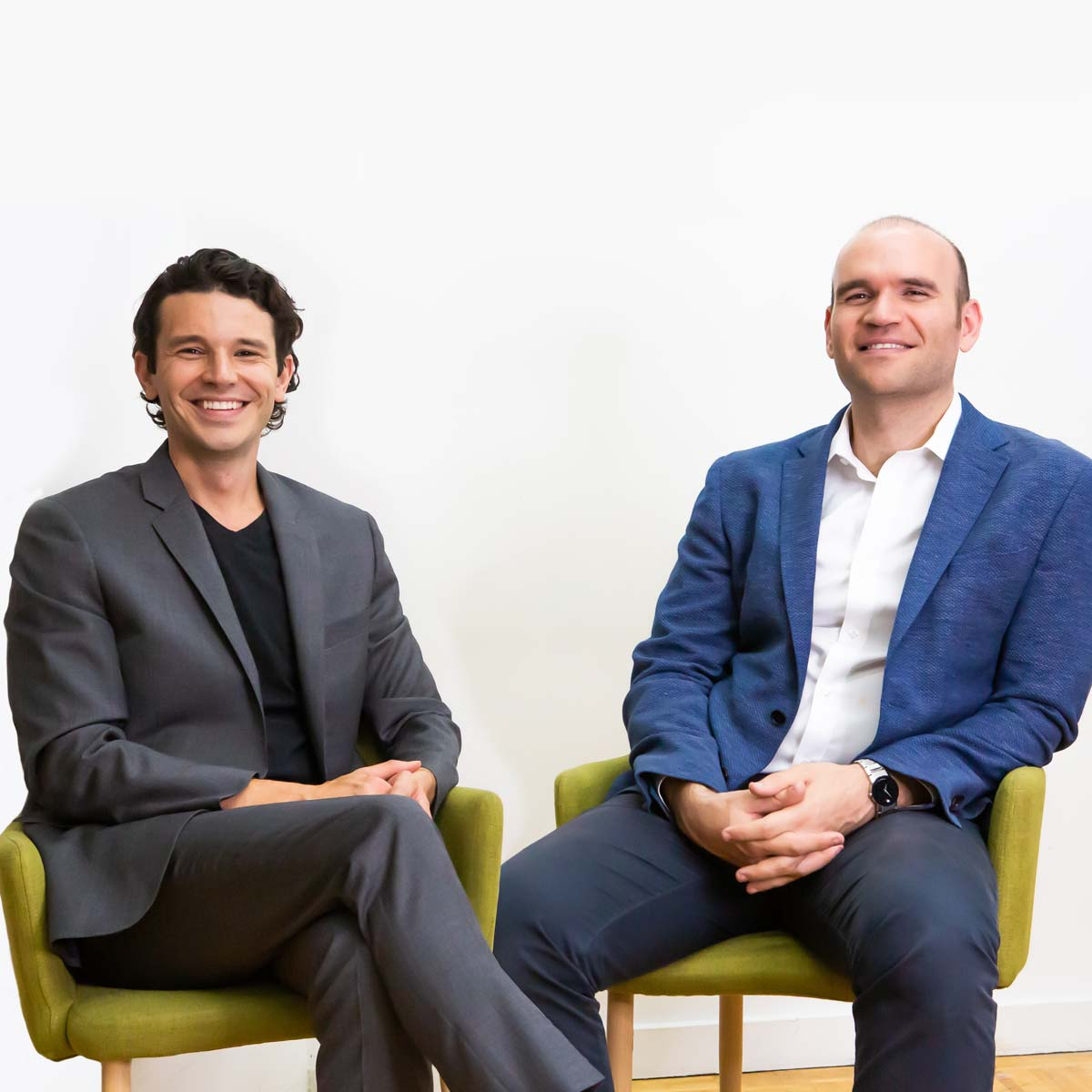 ArtSmart Founders – Michael Fabiano and John Viscardi